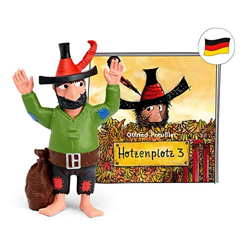 tonies Hörfiguren für Toniebox - Der Räuber Hotzenplotz 3 - ca. 109 Min. - Ab 5 Jahre -DEUTSCH