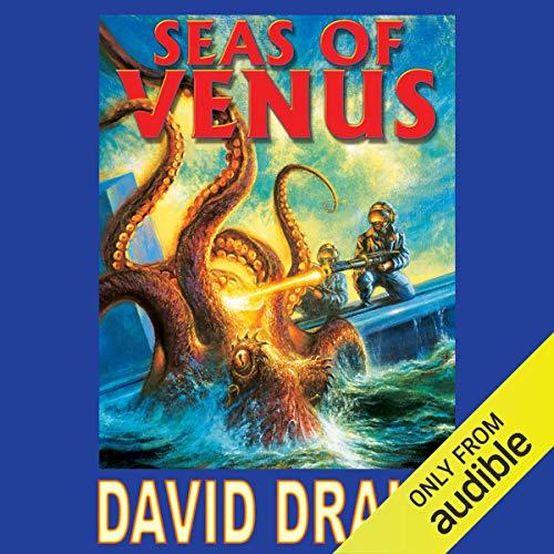 Seas of Venus Audiobook By David Drake cover art