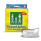 Travel John - Lot de 3 Sachets Urines