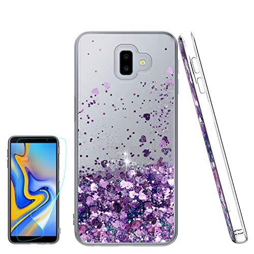 Coque Case Liquide Pour Samsung Galaxy J6 5.6