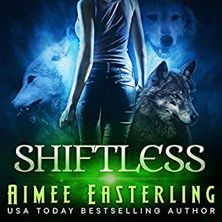 Shiftless: Werewolf Paranormal Fantasy     Wolf Rampant, Book 1              By:                                                                                                                                 Aimee Easterling                               Narrated by:                                                                                                                                 Kelly Mccall Fumo                      Length: 4 hrs and 26 mins     15 ratings     Overall 4.3