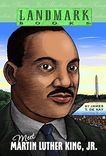 Meet Martin Luther King, Jr. (Landmark Books)