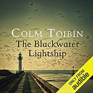 The Blackwater Lightship                   By:                                                                                                                                 Colm Toibin                               Narrated by:                                                                                                                                 Niamh Cusack                      Length: 7 hrs and 41 mins     25 ratings     Overall 4.4