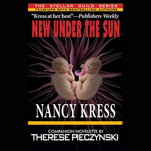 New Under the Sun audiobook cover art
