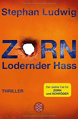 Zorn - Lodernder Hass: Thriller