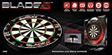 Winmau Steeldartboard Blade 5 inkl Checkout-Karte & 6 Empire Flights & 6 Empire Shafts Gratis!