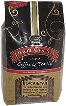 Door County Coffee, Black and Tan, Wholebean, 5lb Bag