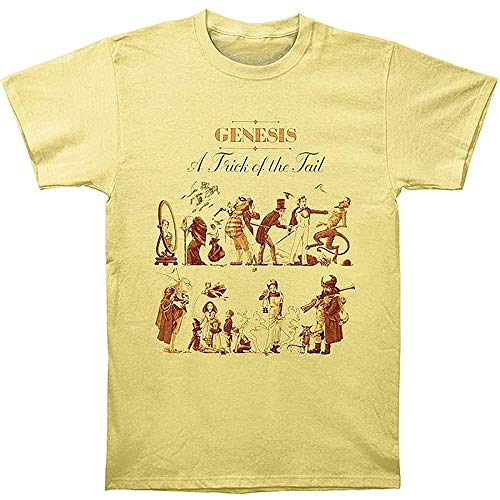 Genesis A Trick of The Tail Fitted T-Shirt