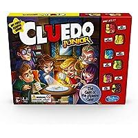 Hasbro Gaming 38712 Cluedo Junior The Case of The Broken Toy Juego de Mesa
