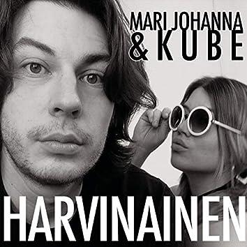Harvinainen (feat. Kube)