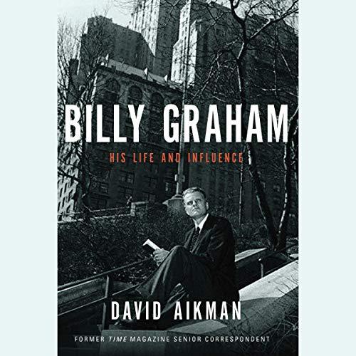 Billy Graham cover art