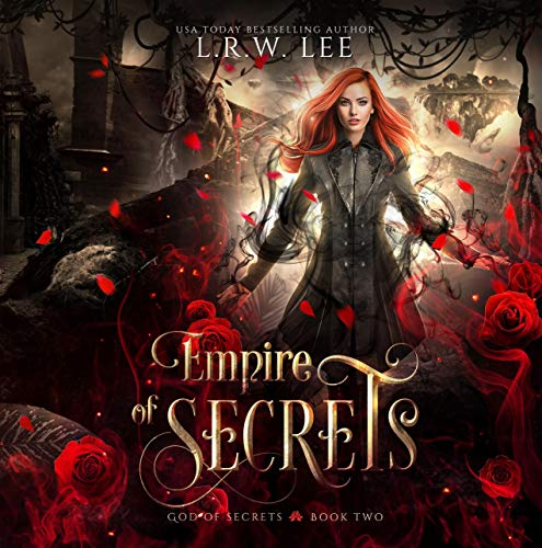 Empire of Secrets Audiobook By L. R. W. Lee cover art