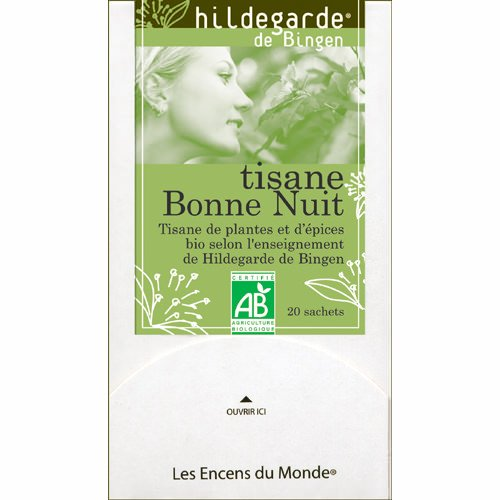 Tisane Bonne Nuit bio - 20 infusettes