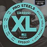 D'Addario EPS500 C-6th - Muta di corde Pedal in acciaio...