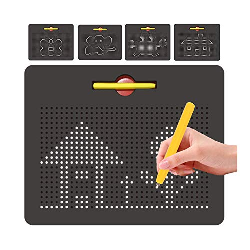 GIROMAG Magnetic Drawing Board Sketch Pad for Kids