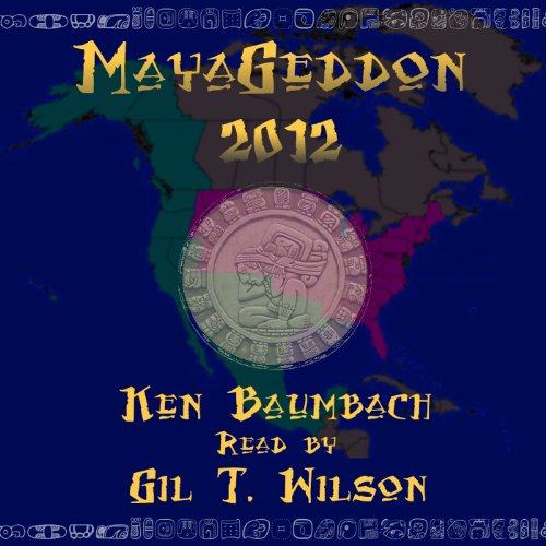 Mayageddon 2012 audiobook cover art