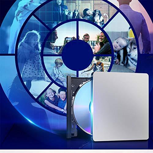 Red tide Grabadora De DVD Móvil Unidad Óptica De Tipo C USB Interfaz Dual, Compatible con CD del Sistema De Apple AMC Disco Leer Y Grabar