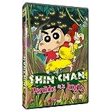 Shin Chan Perdidos En La Jungla [DVD]