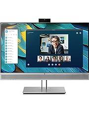 HP EliteDisplay E243 m 23,8 tum Full HD IPS svart, silver datorskärm – datorskärmar (60,5 cm (23,8 tum), 1920 x 1 080 tum LED, 5 ms, 250 cd/m², svart, silver)