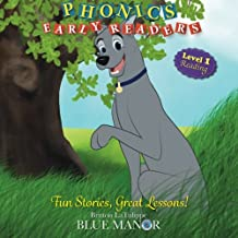 Early Readers: Level 1 (Blue Manor Phonics)