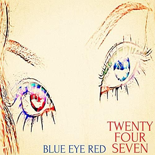 Blue Eye Red
