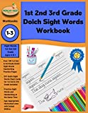 1st 2nd 3rd Grade Dolch Sight Words Workbook: Over 100 1st 2nd 3rd Grade Dolch Sight Words Handwriting Practice Pages with DIY Dolch Sight Words Flash ... Grades Pre-K , K ,1st , 2nd , and 3rd Grades)