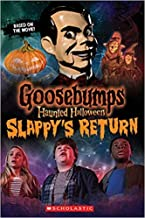 [By Kate Howard ] Goosebumps the Movie 2: Haunted Halloween: Slappy's Return (Paperback)【2018】by Kate Howard (Author) (Paperback)