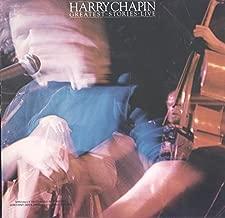 Harry Chapin: Greatest Stories Live 2LP VG++/NM Canada Elektra 7E 2009