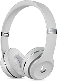 Apple MUH52 Beats Solo 3 - Satin Silver (Pack of1)