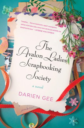 The Avalon Ladies Scrapbooking Society: A Novel (English Edition)