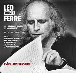 Leo Chante Ferre Best of