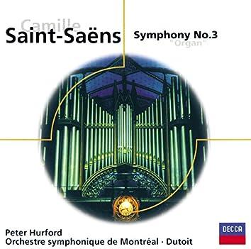 """Saint-Saëns: Symphony No.3 """"Organ"""" etc"""