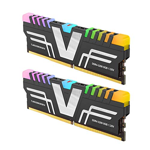 v-Color Prism RGB 16GB (2 x 8GB) DDR4...