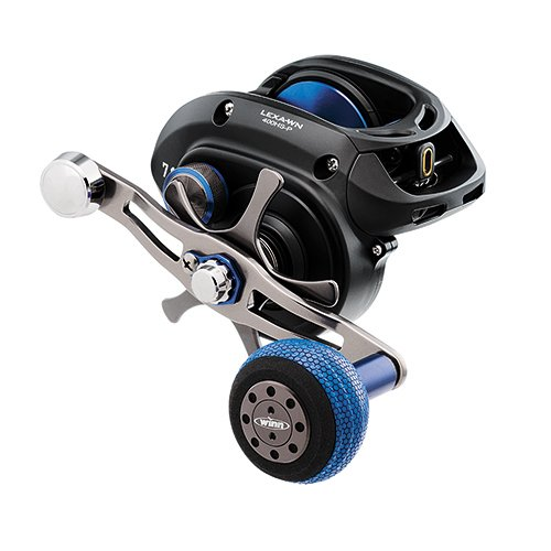 Daiwa LEXA TYPE-WN 7.1:1 Baitcast Right Hand Power Handle Fishing Reel - LEXA-WN400HS-P