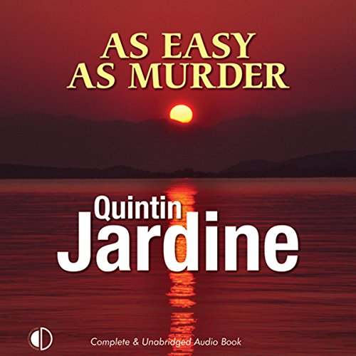 As Easy as Murder cover art