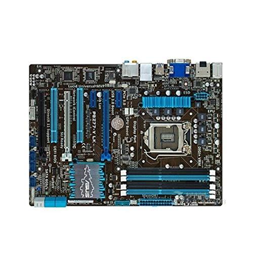 XCJ Placa Base Gaming ATX Micro ATX MAPINARDA Fit For para ASUS P8Z77-V LK Marca DE DESKTOUT Z77 Socket LGA 1155 I3 I5 I7 DDR3 32G ATX Placas Base Placa Madre
