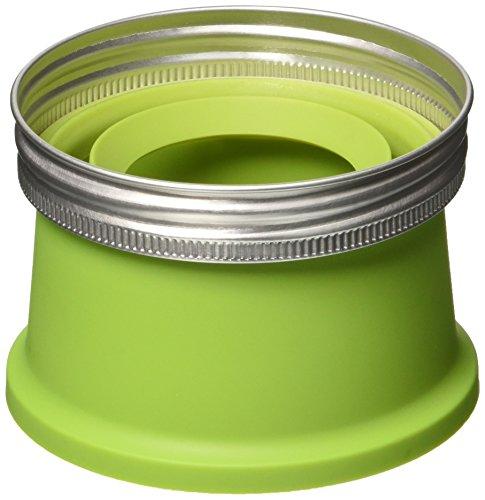 Jarware Herb Saver Bouchon Adaptateur, Vert