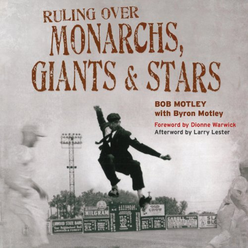 Ruling over Monarchs, Giants & Stars audiobook cover art