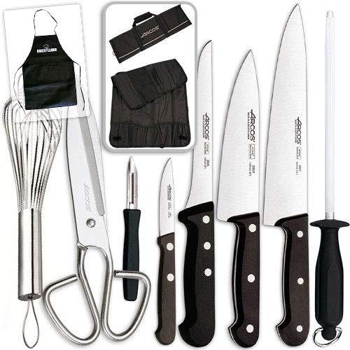 Arcos - Ibili - Kabra Set de Cuchillos para...