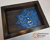 Blue Beholder Lovecraft Handmade...