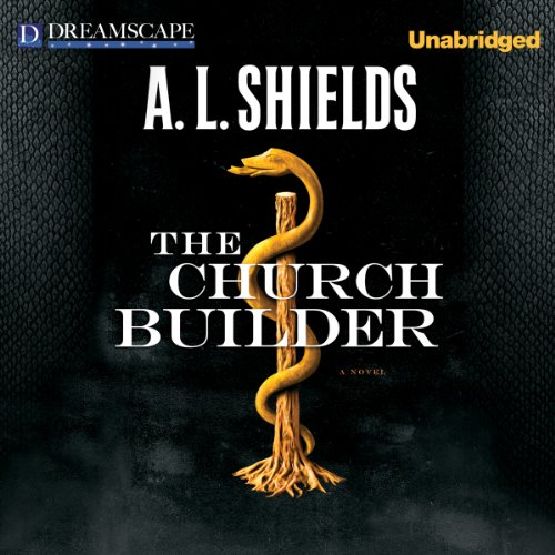 The Church Builder audiobook cover art