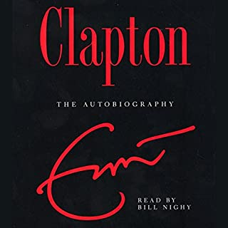 Clapton cover art
