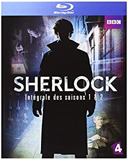 Sherlock - Intégrale des saisons 1 et 2 [Blu-ray] (B007XI6LDC) | Amazon price tracker / tracking, Amazon price history charts, Amazon price watches, Amazon price drop alerts