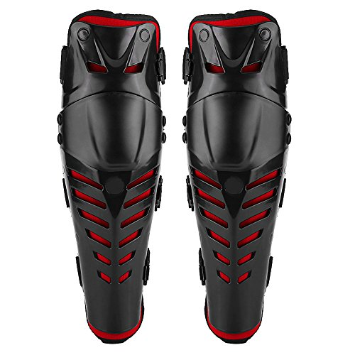 qiilu par moto rodilleras profesional de la rodilla de motocross moto protector guardias equipo de protección