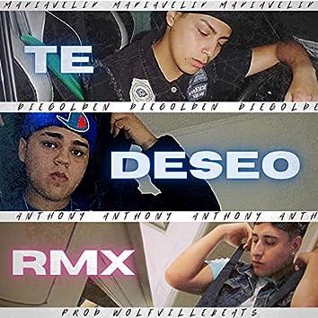Te Deseo (Remix)