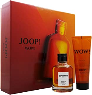Joop WOW Homme/MAN Set (Eau de Toilette (60 ml), gel de ducha (75 ml))