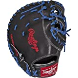 Rawlings Pro Preferred Baseball Glove, Anthony Rizzo Game Day Model, Right Hand, Horizontal Bar w/X-Lacing, 12-3/4 Inch