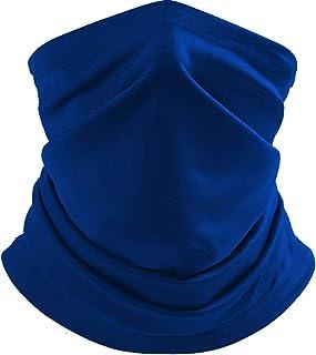 KINDEEP Cooling Neck Gaiter 12+ Ways to Wears, Summer Face Cover, Elastic Unisex Bandana Balaclava