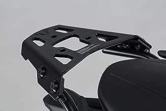 SW Motech GPT 22.511.15001/B ALU Rack Pannier Rack for Ducati Monster 8212014/1200, Black, 1