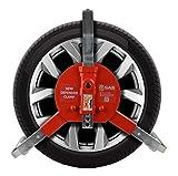 New Defender Wheel Clamp for Motorhomes or Caravans Steel & Alloy Wheels